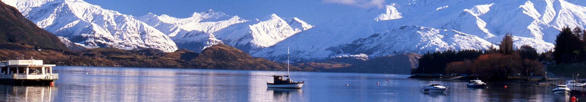 Winter Lake boats