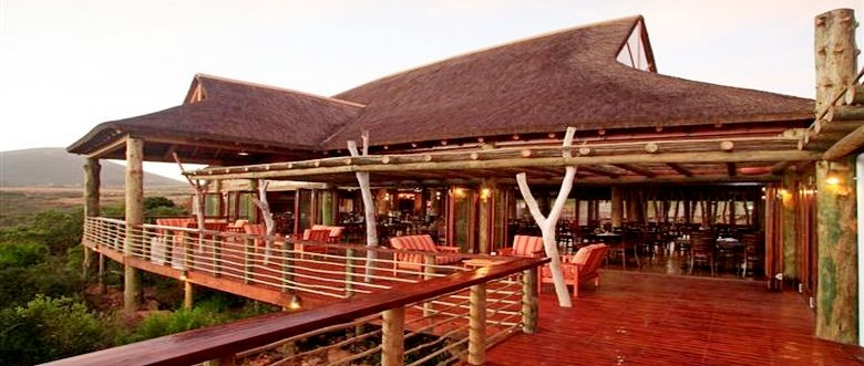 3* Garden Route Game Lodge - Mossel Bay